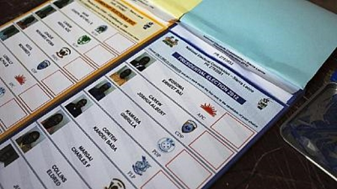 Sierra Leone ready to cast votes on March 7 general elections